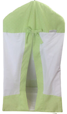 KIDZ KISS Petit Dots Nappy Stacker [Green]