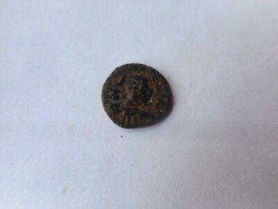 Vandals Kingdom Barbaric Coin Uncertain Very Rare 0.9 Gr 11 Mm