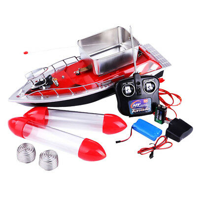 150M Wireless RC Fishing Nest Lure Radio Bait Boat Fish Finder Remote Controller
