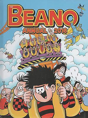 The Beano 2016 Annual - A New Hardback Book - Dennis & Co - New 2016