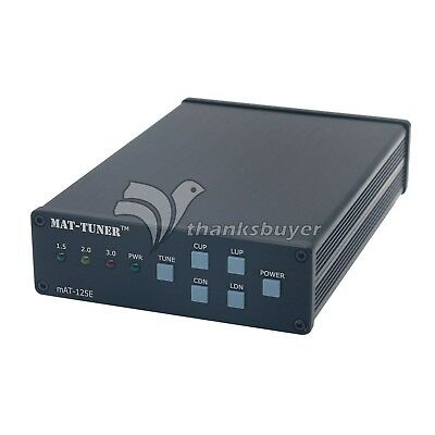 MAT-125E Tuner Short Wave HF Auotmatic Antenna Tuning 120W Magnetic Relay