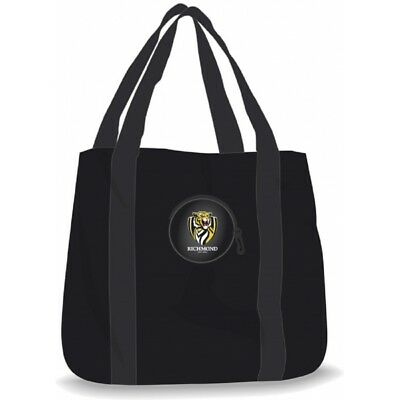 Richmond Tigers Official AFL Foldaway Shopping Tote Bag FREE POST