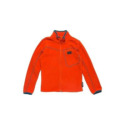 Polaire Rip Curl Jr Micro Fleece Fz Orange.com