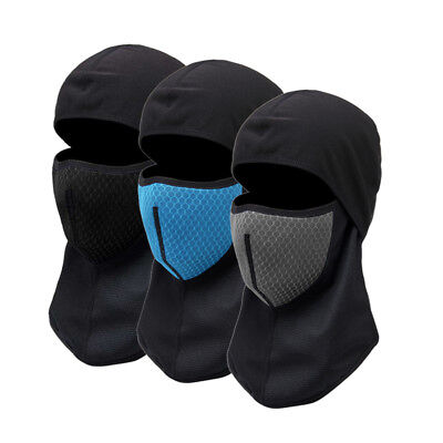 Outdoor Ski Motorcycle Cycling Balaclava Full Face Mask Neck Wrap Caps Windproof