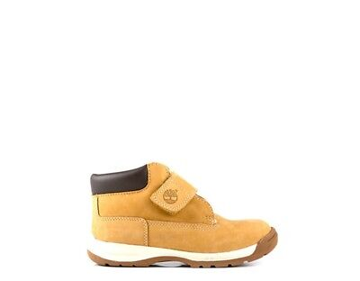 2d509a5bcb5 CHAUSSURES TIMBERLAND ENFANT GIALLO Cuir naturel C2587R - EUR 62