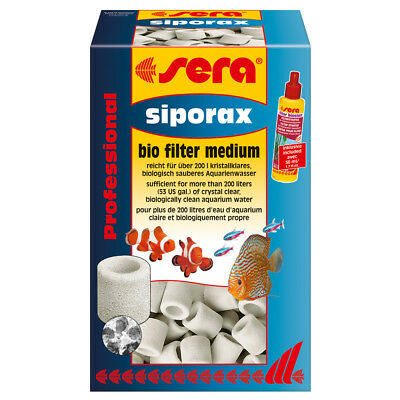 Sera - Bio Filter Medium Professional Siporax 15mm pour Aquarium - 1L