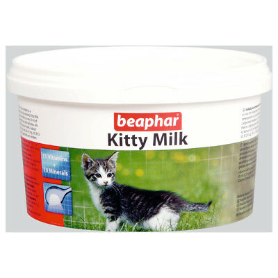 Lait de Substitution Kitty-Milk pour Chaton - Beaphar - 200g