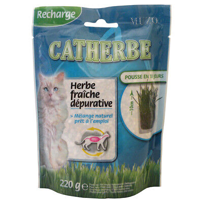 Tyrol - Recharge Herbe Dépurative Catherbe - 220g