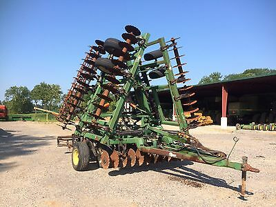 Great Plains Turbo Till, Phoenix Harrow, Rolling Basket