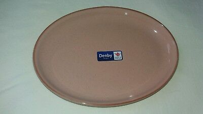 Denby Heritage Piazza Small Oval Tray