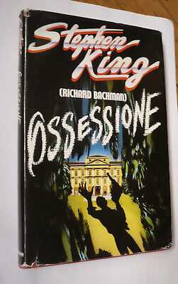 Ossessione - Stephen King, CDE