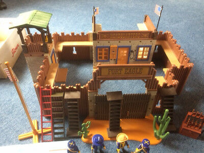 Playmobil Fort Eagle 3023