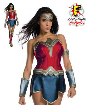 Adult Wonder Woman Secret Wishes Deluxe Costume Justice League Fancy Dress Party