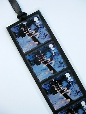 Andy Goldsworthy Bookmark Made With Collectable Ice Sculptures Stamps 2003