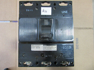ITE Gould JL3-F400 Circuit Breaker 3P 400A 600V GC!!! with Free Shipping
