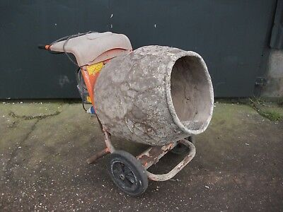 BELLE MINIMIX 150 240 v Cement Concrete mixer very good working order