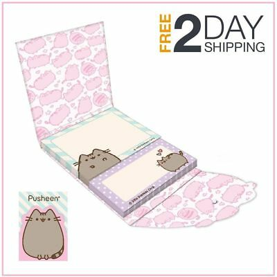 Pusheen Sticky Notes Boy Girl | NEW