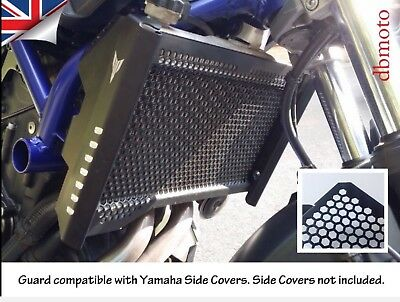 Yamaha MT-07 Radiator Guard FZ-07 Rad Cover 2014 2015 2016 2017 2018 2019