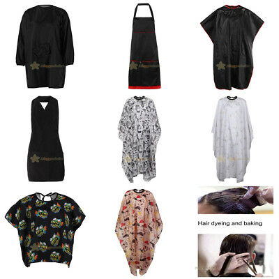 Hairdressing Hair Cutting Cape for Barber Haircut Hairdresser Apron Cloth Gown