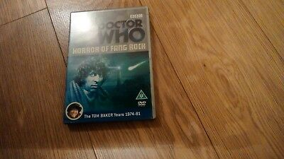dr who horror of fang rock