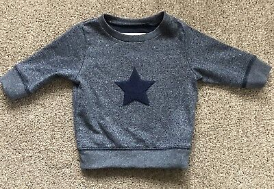 NEXT BOYS JUMPER 3-6 months