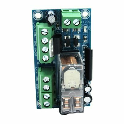 UPC1237 speaker horn protection board protection board Omron relay C6F4