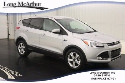 2015 Ford Escape SE 6  FORD CERTIFIED PREOWNED ONLY 14K MILES MSRP $25755 ONE OWNER! SYNC COMMUNICATIONS AND ENTERTAINMENT SYSTEM ALLOY WHEELS SIRIUSXM