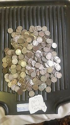 Us buffalo Nickels Partial & Full dates,  524 Coins in Total P,DS All 1920's