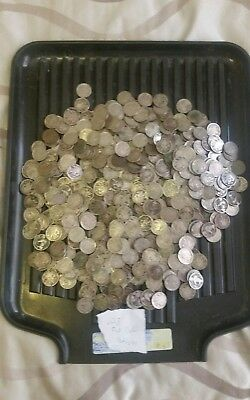 Us buffalo Nickels Full dates,  625 Coins in Total P,DS