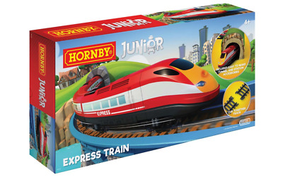 Hornby R1215 Express Train Set Junior Battery Operated
