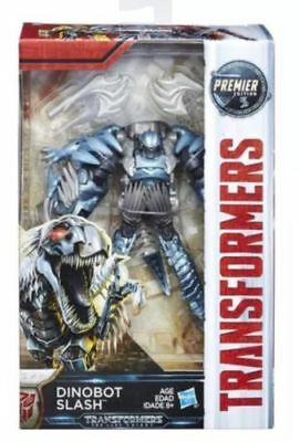 Transformers The Last Knight Premier Edition Figure Dinobot Slash
