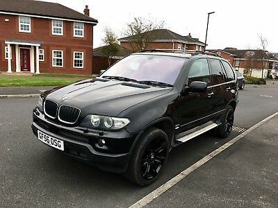 2006/56 BMW X5 3.0d SPORT, AUTOMATIC, FULL LEATHER, FULL SERVICE HISTORY