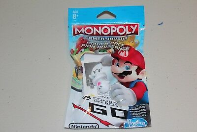 Monopoly Gamer Edition Mario Token Power Pack - Boo Booster