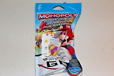 Monopoly Gamer Edition Mario Token Power Pack - Wario Booster