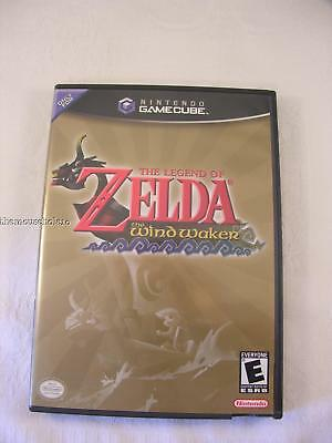 The Legend of Zelda The Wind Waker Nintendo GameCube 2003 Complete
