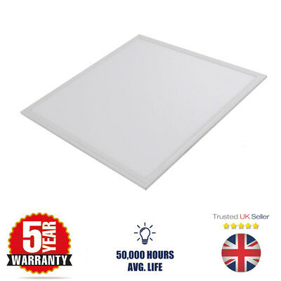 45W 4K CEILING SUSPENDED RECESSED LED LIGHTING PANEL OFFICE LIGHT 600 x 600