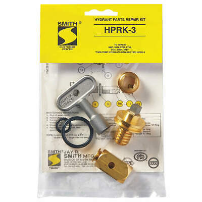 JAY R. SMITH MFG. CO Hydrant Repair Kit, HPRK-3