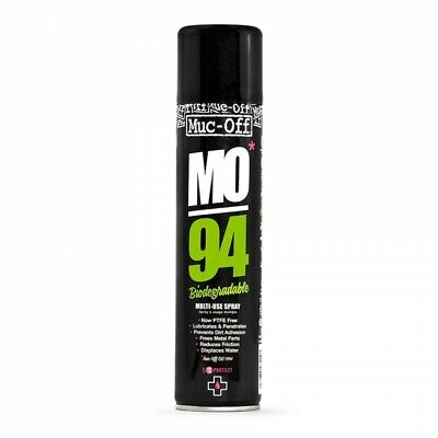 MUC-OFF MO94 Multi-Use Spray 400ml MTB Road Bike Moto MX M094 MO-94 PTFE