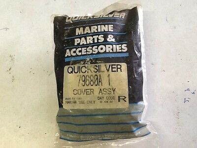 Mercury Quicksilver 79680A1 Cover Assy