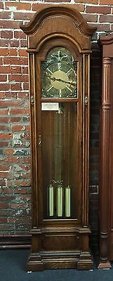 Beautiful Trend Grandfather Clock Must See Serviced Can Deliver Locally Warranty