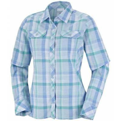 Chemise Columbia Camp Henry air plaid