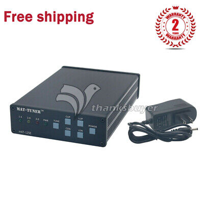 MAT-125E HF Auto-tuner Short Wave Antenna Tuning 120W Magnetic Latching Relay