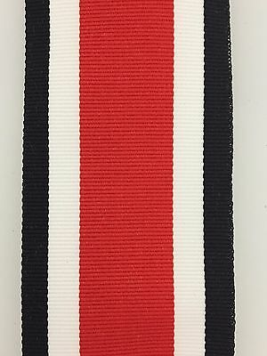 Full 1metre German WWII Knights Cross of the Iron Cross 1939 neck ribbon 45mm wi