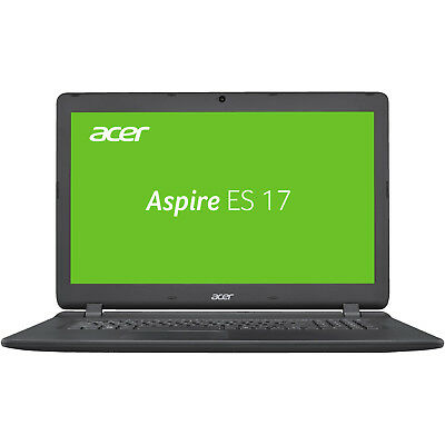 ACER Aspire ES 17 (ES1-732-P7VY), Notebook mit 17.3 Zoll Display, Pentium® Proze