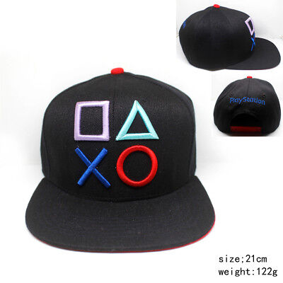 Anime Playstation Hat Adjustable Baseball Cap