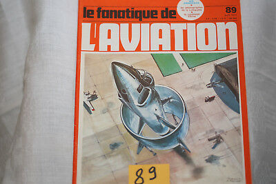 le fana de l'aviation-n°89-les bombardiers Gotha 2°-Lockheed 53A Viking-4/77