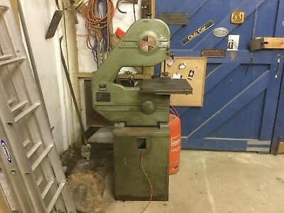 startrite bandsaw single phase