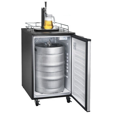 SMAD Draft Beer Keg Kegerator Beer Cooler Dispenser Fridge Cooling 32℉-50°F