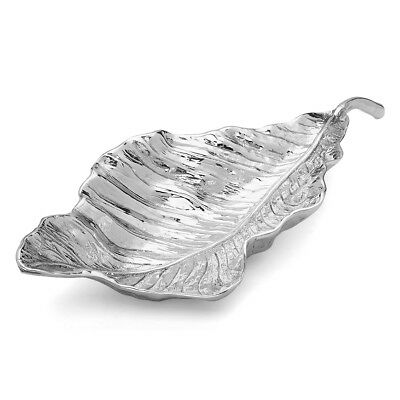NEW Beatriz Ball Garden Autumn Leaf Platter