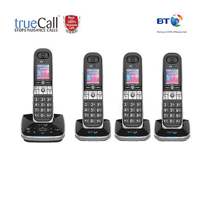BT 8610 Quad With Answer Machine & Nuisance Call Blocking - New - LIMITED STOCK